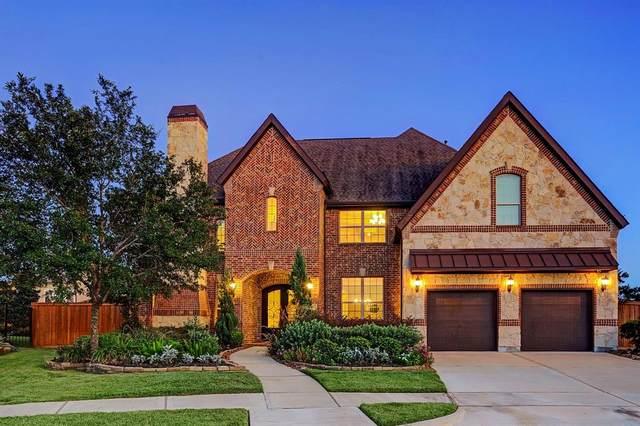 2111 Manor Creek Lane, Katy, TX 77494 (MLS #52769238) :: Ellison Real Estate Team