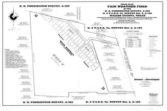 38600 Fair Weather Field Drive, Hempstead, TX 77445 (MLS #52779439) :: Texas Home Shop Realty