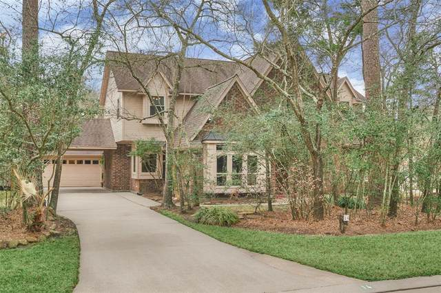 14 Featherfall Place, The Woodlands, TX 77381 (MLS #52786677) :: TEXdot Realtors, Inc.