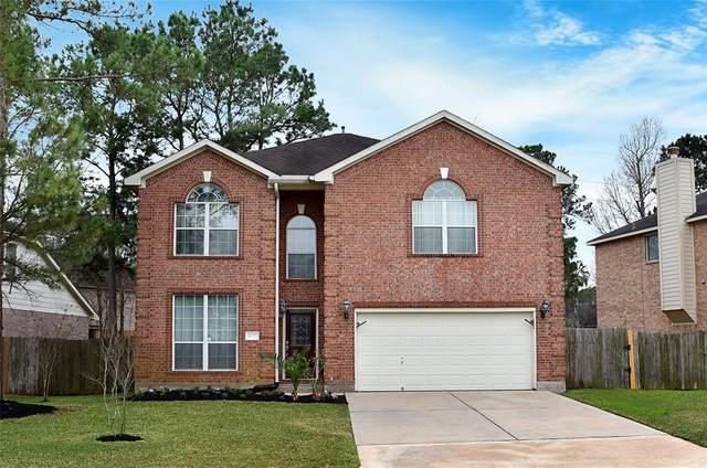 8522 Sports Haven Drive, Humble, TX 77346 (MLS #52803997) :: Giorgi Real Estate Group