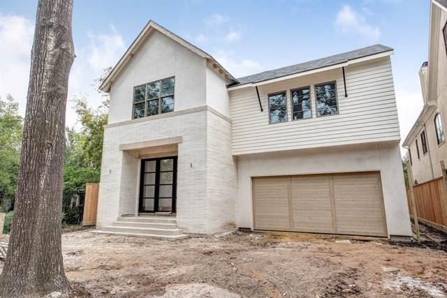 6513 Rutgers Avenue, West University Place, TX 77005 (MLS #52807800) :: Giorgi Real Estate Group