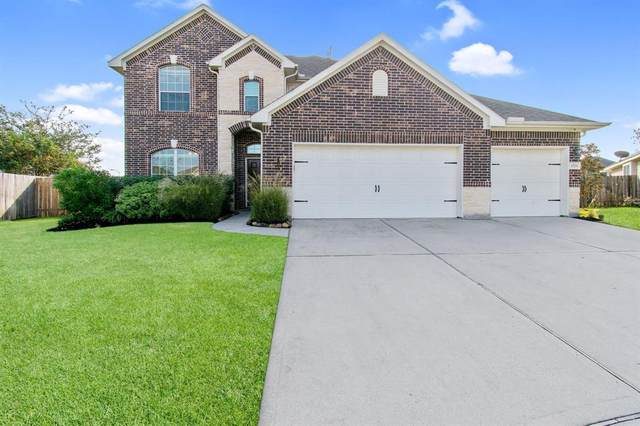 30706 Lily Trace Court, Spring, TX 77386 (MLS #52808857) :: The Freund Group