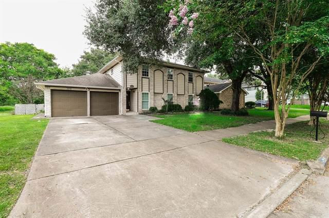 7618 Green Lawn Drive, Houston, TX 77088 (MLS #52820924) :: The Freund Group