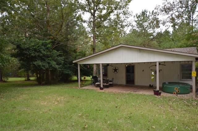 826 Pinegrove Road, Corrigan, TX 75939 (MLS #52831448) :: My BCS Home Real Estate Group