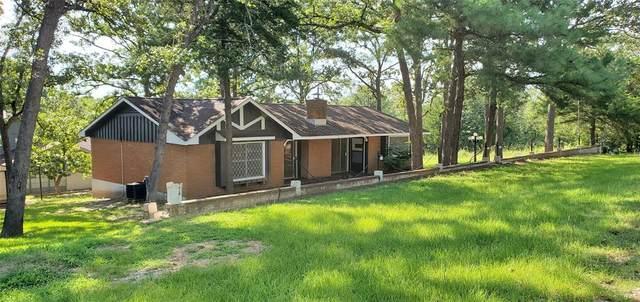100 Post Oak, Hilltop Lakes, TX 77871 (MLS #5283229) :: The Sansone Group