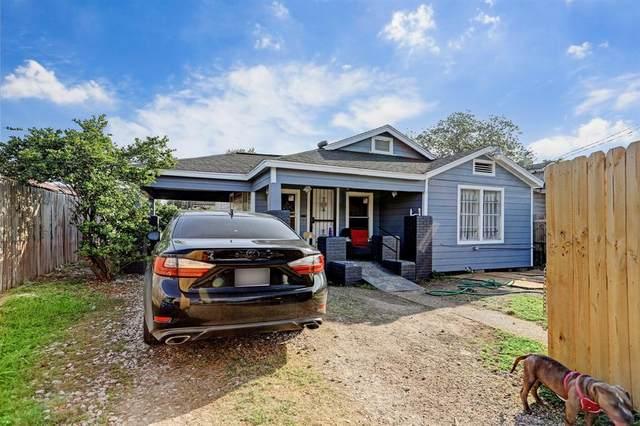3846 Lydia Street, Houston, TX 77021 (MLS #52836046) :: The Parodi Team at Realty Associates