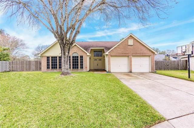5406 Carefree Circle, League City, TX 77573 (MLS #52847076) :: Texas Home Shop Realty