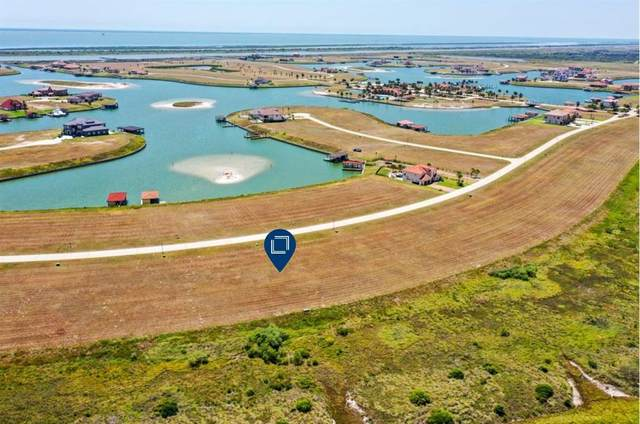 TBD E Lago Loop Road, Port O Connor, TX 77982 (MLS #52847886) :: The Freund Group