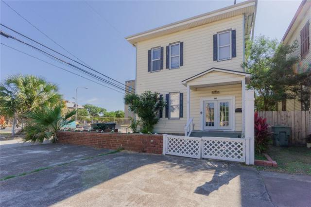 811 24th Street, Galveston, TX 77550 (MLS #52852238) :: The SOLD by George Team
