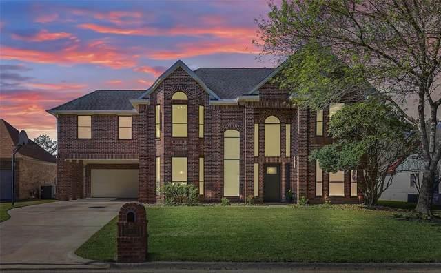 25823 Lake Lawn Drive, Spring, TX 77380 (MLS #52854636) :: CORE Realty
