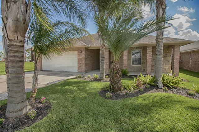 1420 Leeward Circle, Kemah, TX 77565 (MLS #52856257) :: The SOLD by George Team