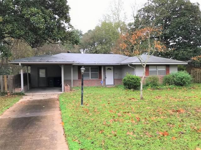 1015 Oak Drive, Huntsville, TX 77320 (MLS #52856334) :: Homemax Properties