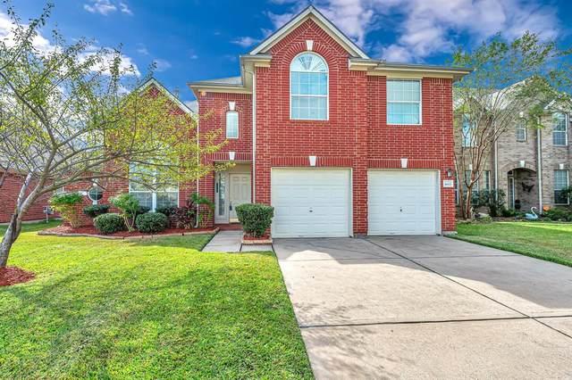 8922 Paladora Park Lane, Houston, TX 77083 (MLS #52857059) :: The Home Branch