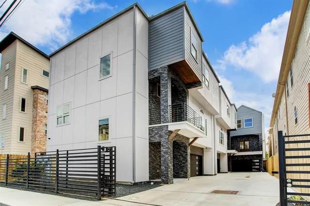 1217 Edwards Street, Houston, TX 77007 (MLS #52861319) :: Lerner Realty Solutions