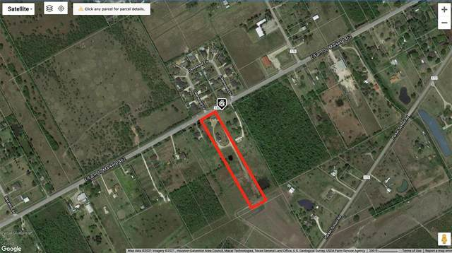2945 Fm 1462 Road, Alvin, TX 77511 (MLS #52863810) :: The SOLD by George Team