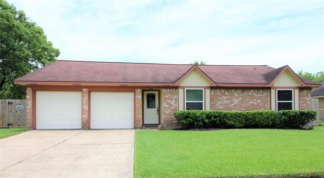 1617 Live Oak Hollow Street, Pearland, TX 77581 (MLS #52865156) :: Texas Home Shop Realty