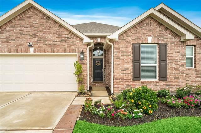 1502 Wheatley Hill Lane, Katy, TX 77494 (MLS #52869263) :: The Bly Team