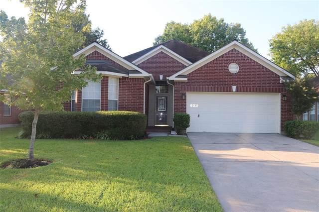 20115 Crossvine Trail Lane, Cypress, TX 77433 (MLS #52872038) :: The Freund Group