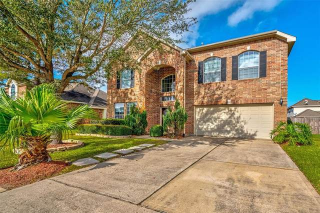3716 Oak Bent Drive, Pearland, TX 77581 (MLS #52906659) :: The Bly Team