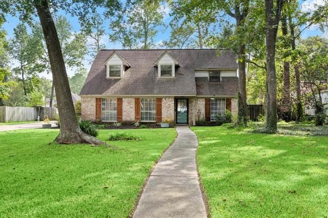 7419 Nickaburr Creek Drive, Magnolia, TX 77354 (MLS #52906754) :: My BCS Home Real Estate Group