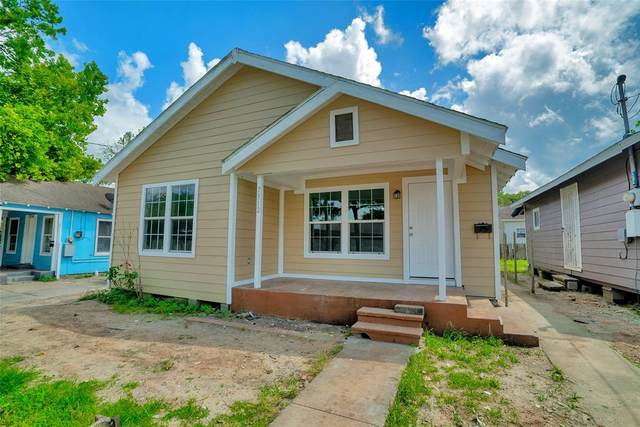 7312 Navigation Boulevard, Houston, TX 77011 (MLS #52910016) :: Connell Team with Better Homes and Gardens, Gary Greene