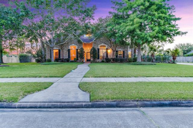 1607 Shoreline Court, Seabrook, TX 77586 (MLS #52919106) :: The SOLD by George Team
