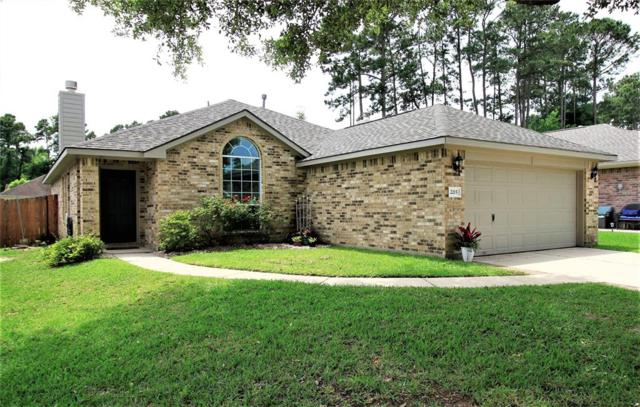 2215 Valley View Crossing, Conroe, TX 77304 (MLS #52923632) :: Connect Realty