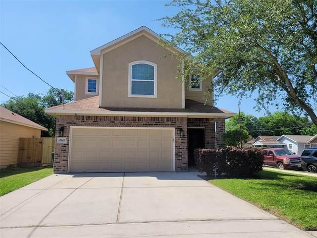 2902 Paige Street, Houston, TX 77004 (MLS #52927982) :: Christy Buck Team