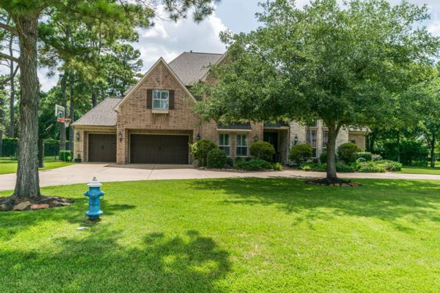 23 Highclere Park Drive, Spring, TX 77379 (MLS #52932450) :: Grayson-Patton Team