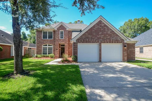2722 Five Oaks Drive, Missouri City, TX 77459 (MLS #52932571) :: Fairwater Westmont Real Estate