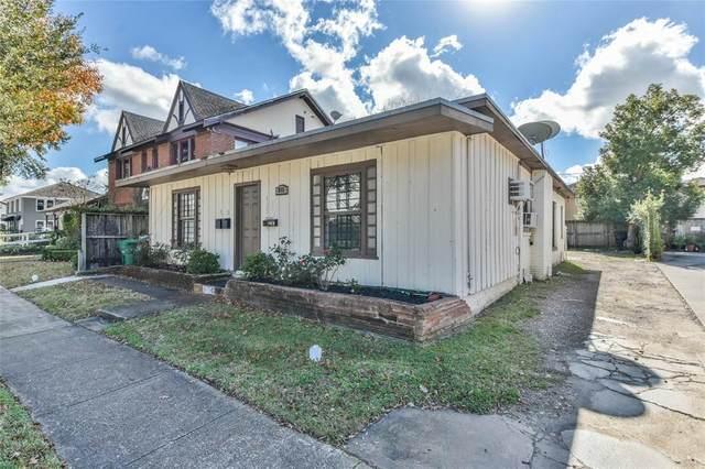 815 W Gray Street, Houston, TX 77019 (MLS #52934479) :: My BCS Home Real Estate Group
