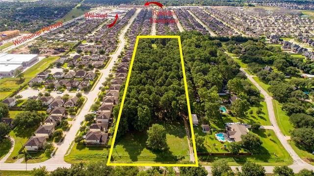 3127 Greenbusch Road, Katy, TX 77494 (MLS #52934890) :: The Property Guys