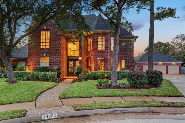 14202 Ridgewood Lake Court, Houston, TX 77062 (MLS #52935837) :: Rachel Lee Realtor