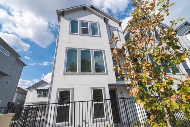 910 W 35th Street C, Houston, TX 77018 (MLS #52942060) :: Phyllis Foster Real Estate