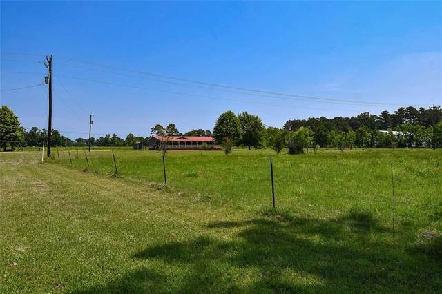 730 County Road 2212, Cleveland, TX 77327 (MLS #52946904) :: The Property Guys