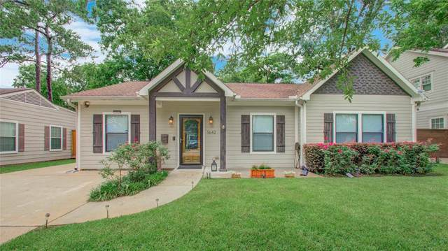 1642 Chippendale Road, Houston, TX 77018 (MLS #52950544) :: The SOLD by George Team