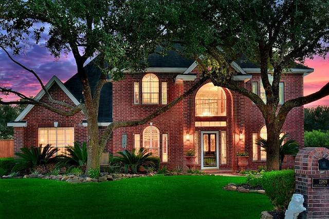 22819 Northampton Pines Drive, Spring, TX 77389 (MLS #52987971) :: The SOLD by George Team