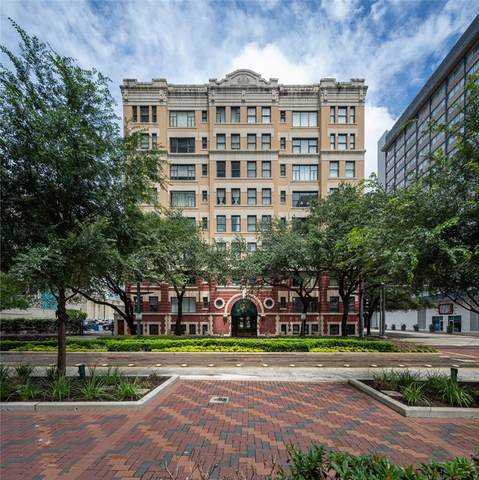 1700 Main Street 6B, Houston, TX 77002 (MLS #53003929) :: All Cities USA Realty