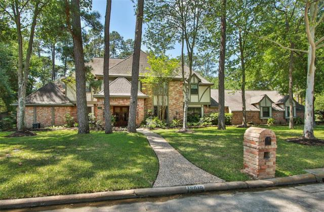 18019 Mahogany Forest Drive, Spring, TX 77379 (MLS #53018014) :: The Home Branch