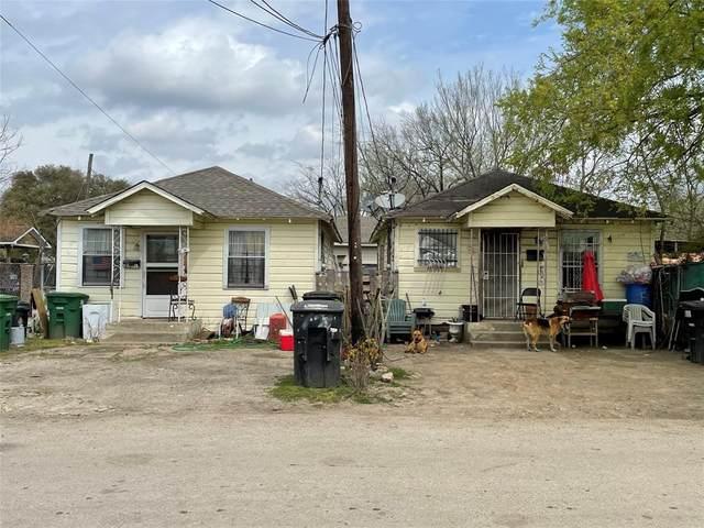 2622 Des Chaumes Street, Houston, TX 77026 (MLS #53021796) :: The Queen Team