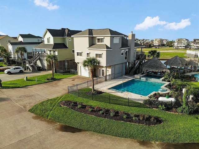519 Westerly Drive, Tiki Island, TX 77554 (MLS #53045144) :: The Property Guys