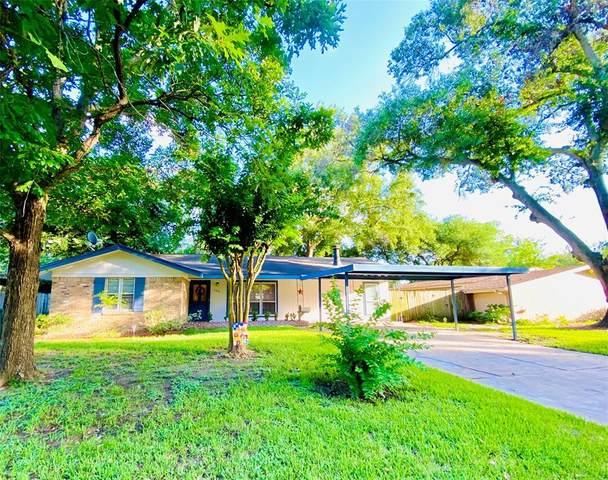 7031 Mobud Drive, Houston, TX 77074 (MLS #53052022) :: The Home Branch