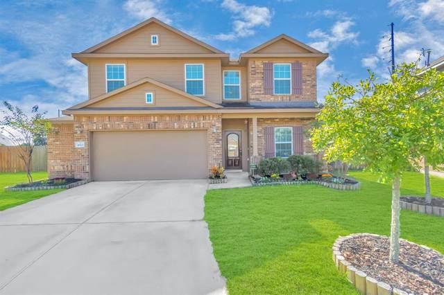 4922 Seaside Sparrow Lane, Baytown, TX 77521 (MLS #53079458) :: Texas Home Shop Realty
