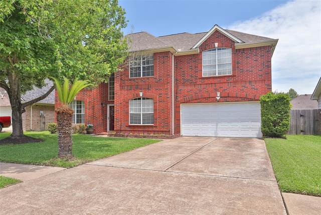 21730 Maple Bluff Drive, Katy, TX 77449 (MLS #53082259) :: NewHomePrograms.com