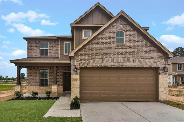 2210 Yellow Fern Path, Spring, TX 77386 (MLS #53082376) :: The Parodi Team at Realty Associates