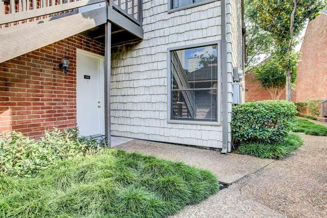 2829 N Timmons Lane N #143, Houston, TX 77027 (MLS #53085735) :: All Cities USA Realty