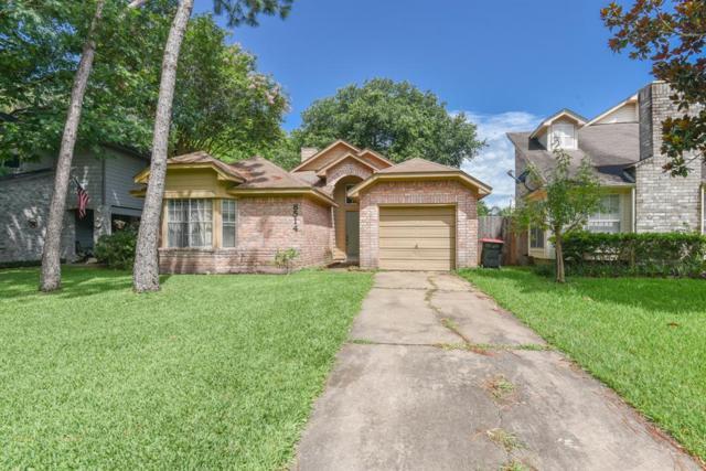 8514 Elm Lake Drive, Houston, TX 77083 (MLS #5308619) :: The Kevin Allen Jones Home Team