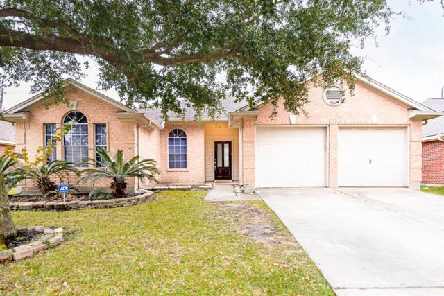 17219 Grey Mist Drive, Friendswood, TX 77546 (MLS #53094273) :: The SOLD by George Team