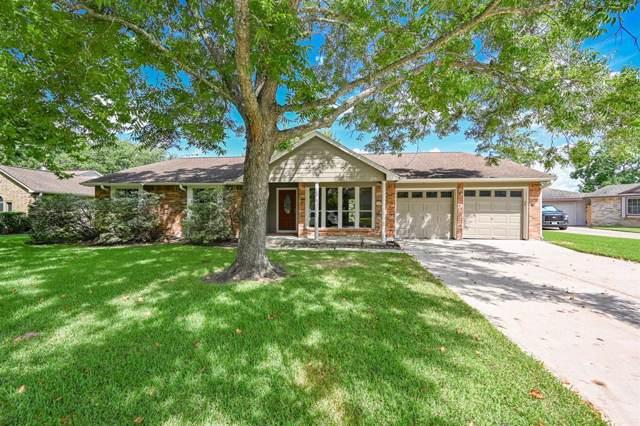 1007 W Castlewood Avenue, Friendswood, TX 77546 (MLS #53095571) :: The Jill Smith Team
