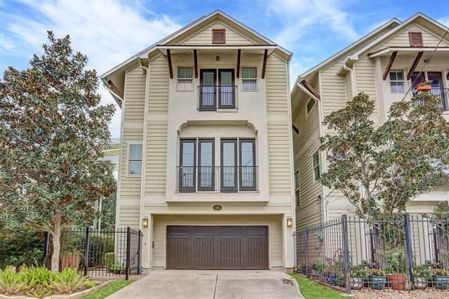 2116 Windsor Street, Houston, TX 77006 (MLS #53099229) :: Giorgi Real Estate Group